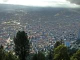 View of downtown from Montserrate