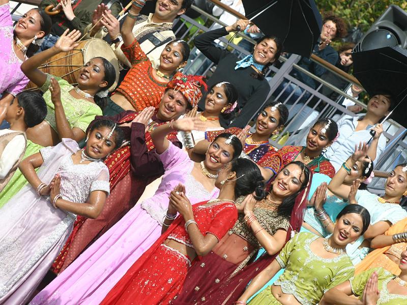Bollywood Steps