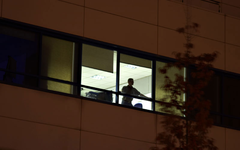 <B> Working the Night Shift</B> * <br> by Phil M