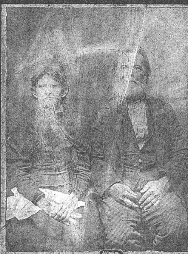 Charles W Lang and Mary Jane Boyett Lang