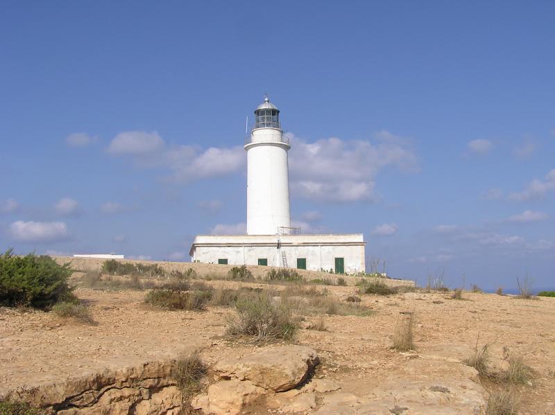Lighthouse at La Mola