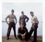 Four at Treasure Island