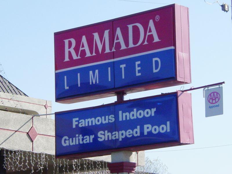 World Famous Pool
