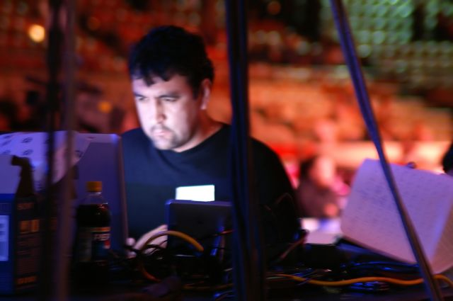 Armando Valdez, Audio & Video Wizard