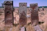 Ahlat gravestones