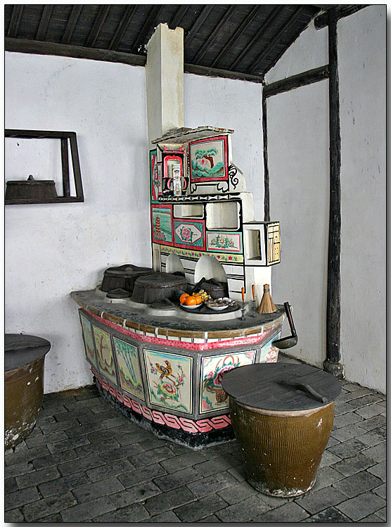 Early kitchen