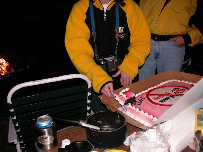 Cake Cutting Ceremony YUM