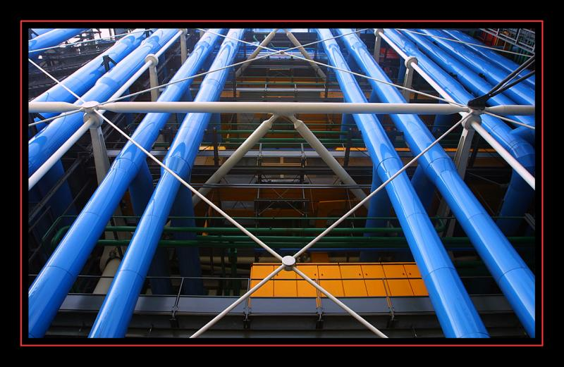 Centre Pompidou East...