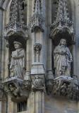 Detail Antwerpen  OLV Kathedraal