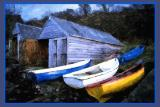 Art-157 Boat House