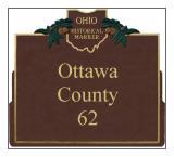 Ottawa County Historical Markers