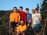 Group on top of Bear Gap (SJ)