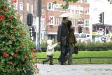 A Family Walk near Museumplein
