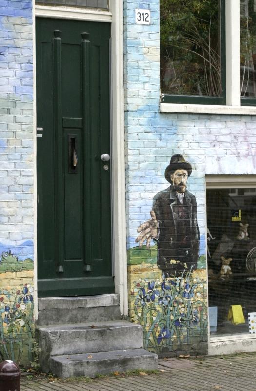 Van Gogh Fresco