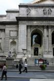 Front Left Entrance