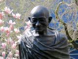 Gandhi Statue at Union Square