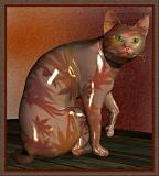 Perrrfect Cat