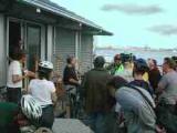 Swift demonstration at Stuvesant Cove