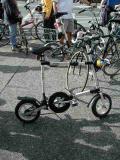 Sharon Anstey's Microbike