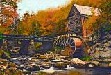 Old Miller (impressionism)