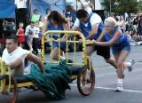 Corning Bed Races