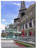 Outside Paris, Las Vegas