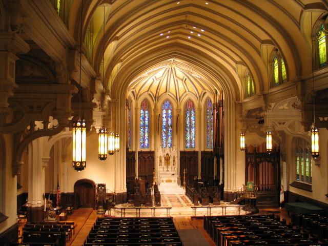 Holy Trinity Lutheran Church, 1080 Main St. Buffalo, NY