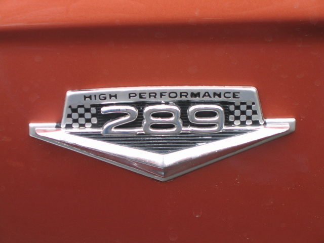 Ford 289 HP