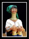 Hilltribe People: Karen-Padung Long Neck