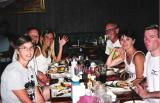 Dinner with Champions in Stove Pipe Wells