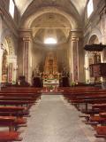 Antrona (Italy) Church Interior