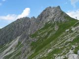 Kleinwalsertal - Wanderung Fiderepasshütte