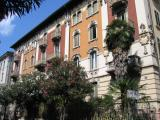 lovely archidecture in Lugano