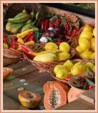 Ay Caramba! Mexican Fruits and Veggies So Good and Colorful!