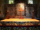 Altar table, Lower Slaughter