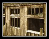 Shed windows, Martock