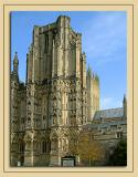 Two towers again, Wells Cathedral
