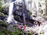 Boyana's water falls - 10th of June, 2001