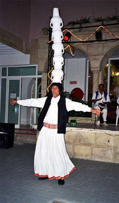 Crazy Tunisian dude