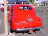 red 1940 model P