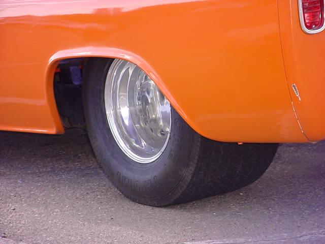 Apache 10 wheel