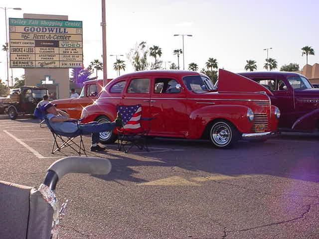 Garys 1940 Plymouth