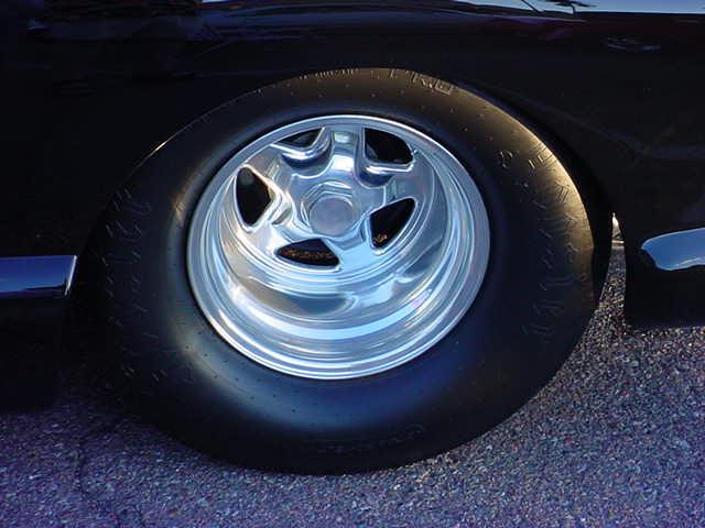 Nash wheel