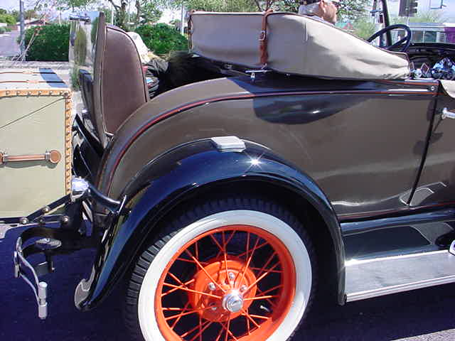 1929 Ford<br> Model A