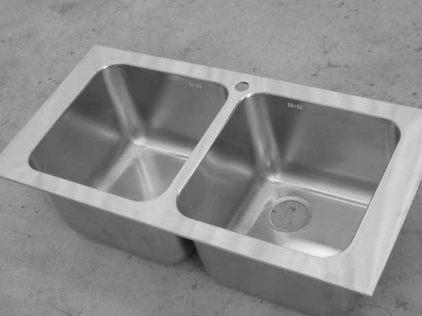 Lavello Cucina A Incasso.Lavabo Da Incasso Cucina Lavabo Da Incasso Su Misura Sitem Italia