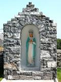 Our Lady Niche, Kilronan Church - Inishmore Island (Aran Islands) (Co. Galway)