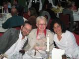 Ric & Jan Herbert, Donna Hollinger