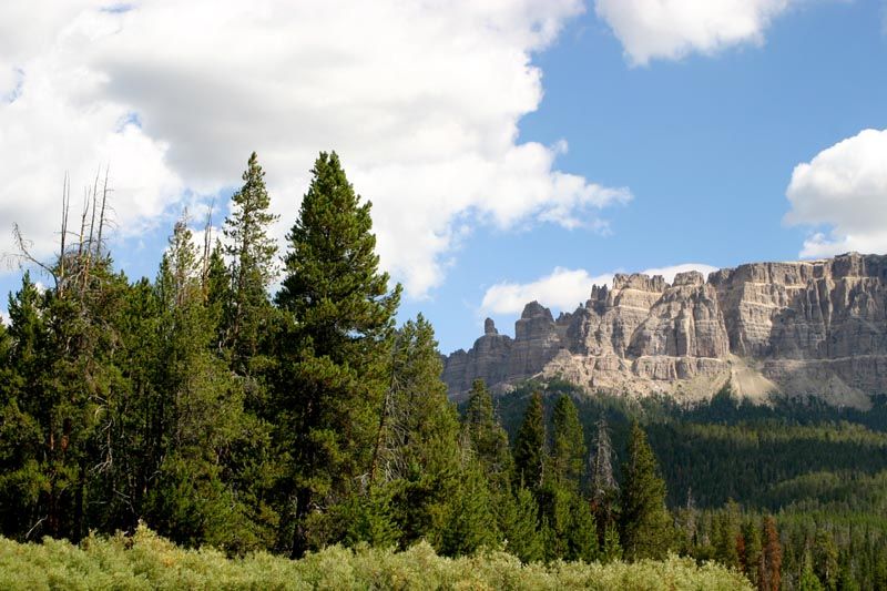 Teton Wilderness Area