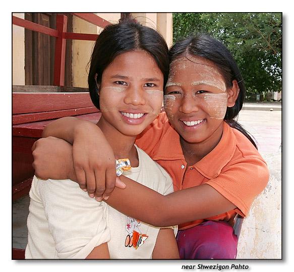 Burman Girls