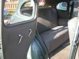 Rear interior.  All original including carpet.